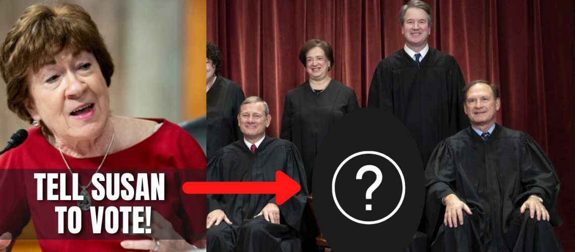 Copy of Copy of Tell Susan to VOTE for SCOTUS (2)
